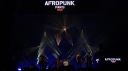 AfroPunk Paris 2017 - 2 - palco scène