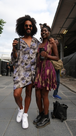 AfroPunk Paris 2017 - 7