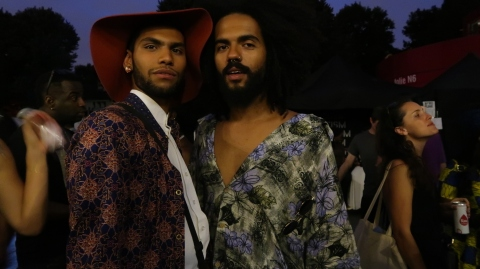 AfroPunk Paris 2017 - 17