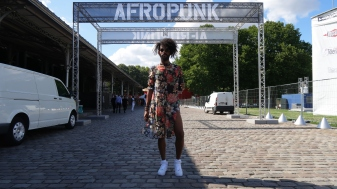AfroPunk Paris 2017 - Day 2 - 1
