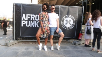 AfroPunk Paris 2017 - Day 2 - 5