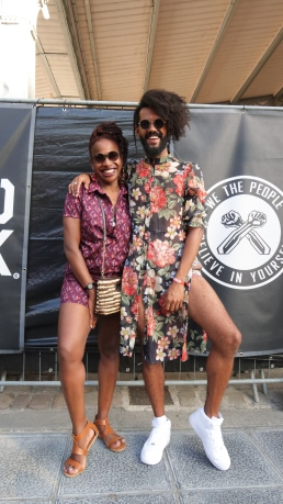 AfroPunk Paris 2017 - Day 2 - 6
