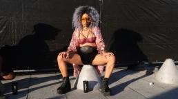 AfroPunk Paris 2017 - Day 2 - 7 - Magá Moura Magavilhas