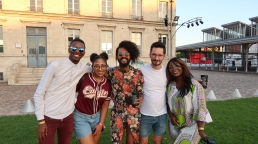 AfroPunk Paris 2017 - Day 2 - 8 - Aaron et Zola